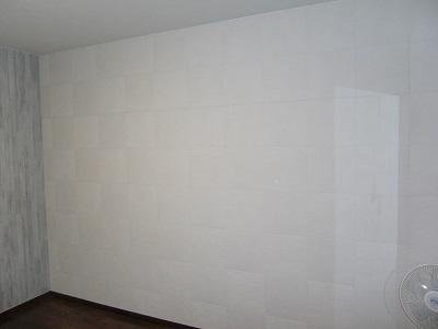寝室壁2エコカラット